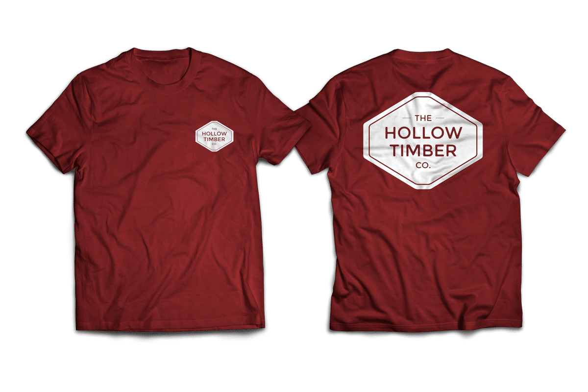 The Hollow Timber Co. - T Shirts