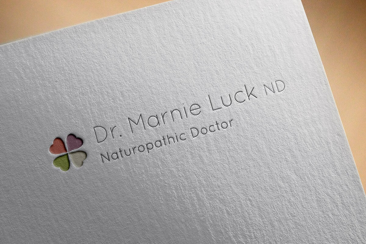 Dr. Marnie Luck - Visual Identity