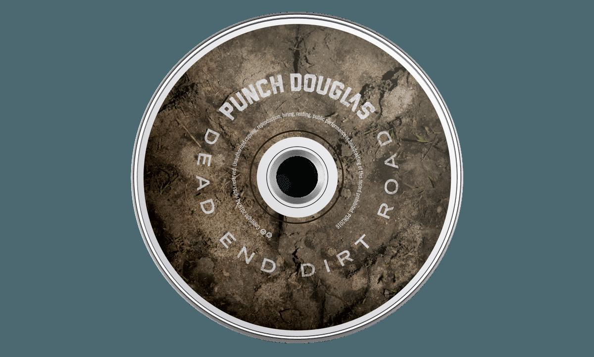 Punch Douglas - Album Artwork & Layout