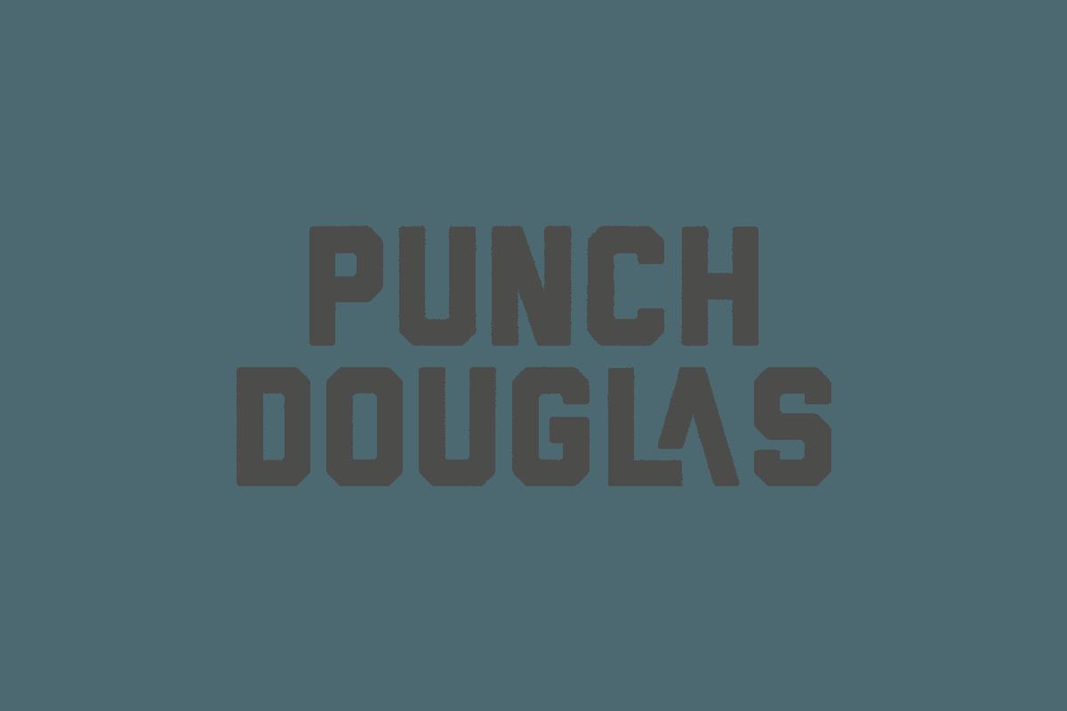 Punch Douglas - Visual Identity