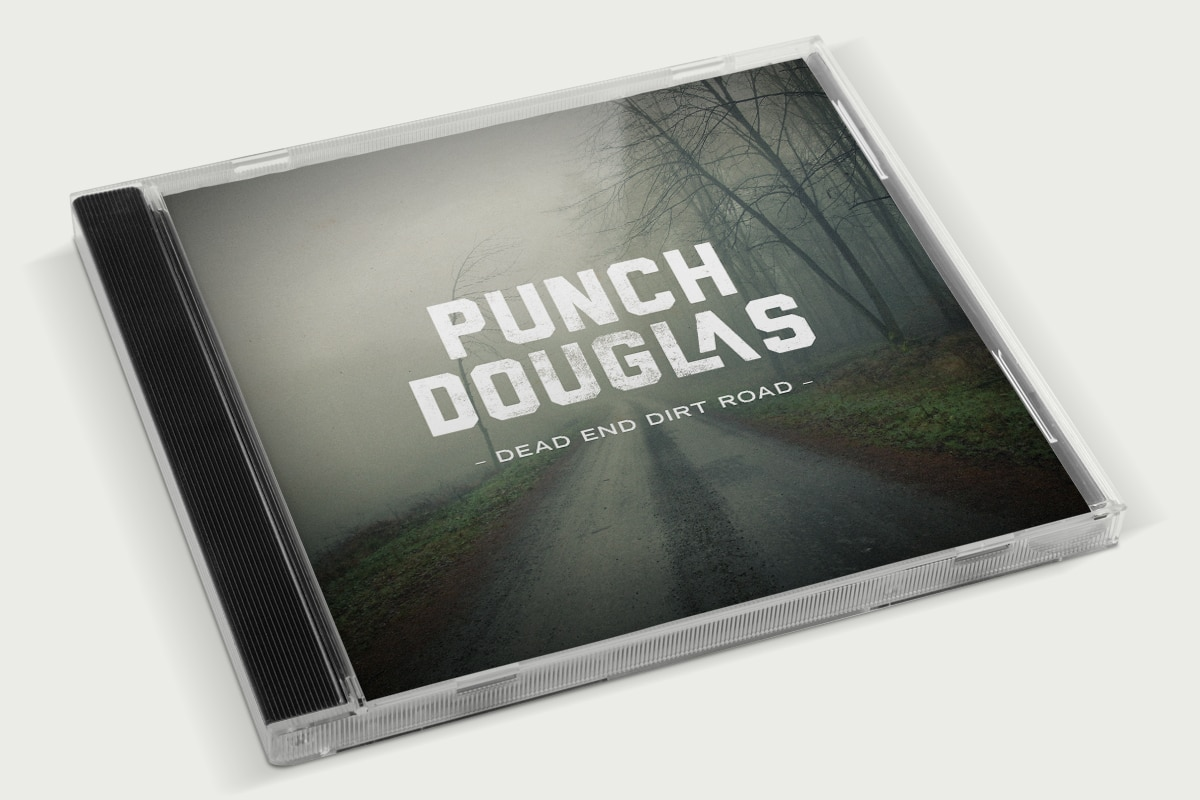 Punch Douglas - Album Artwork & Layout