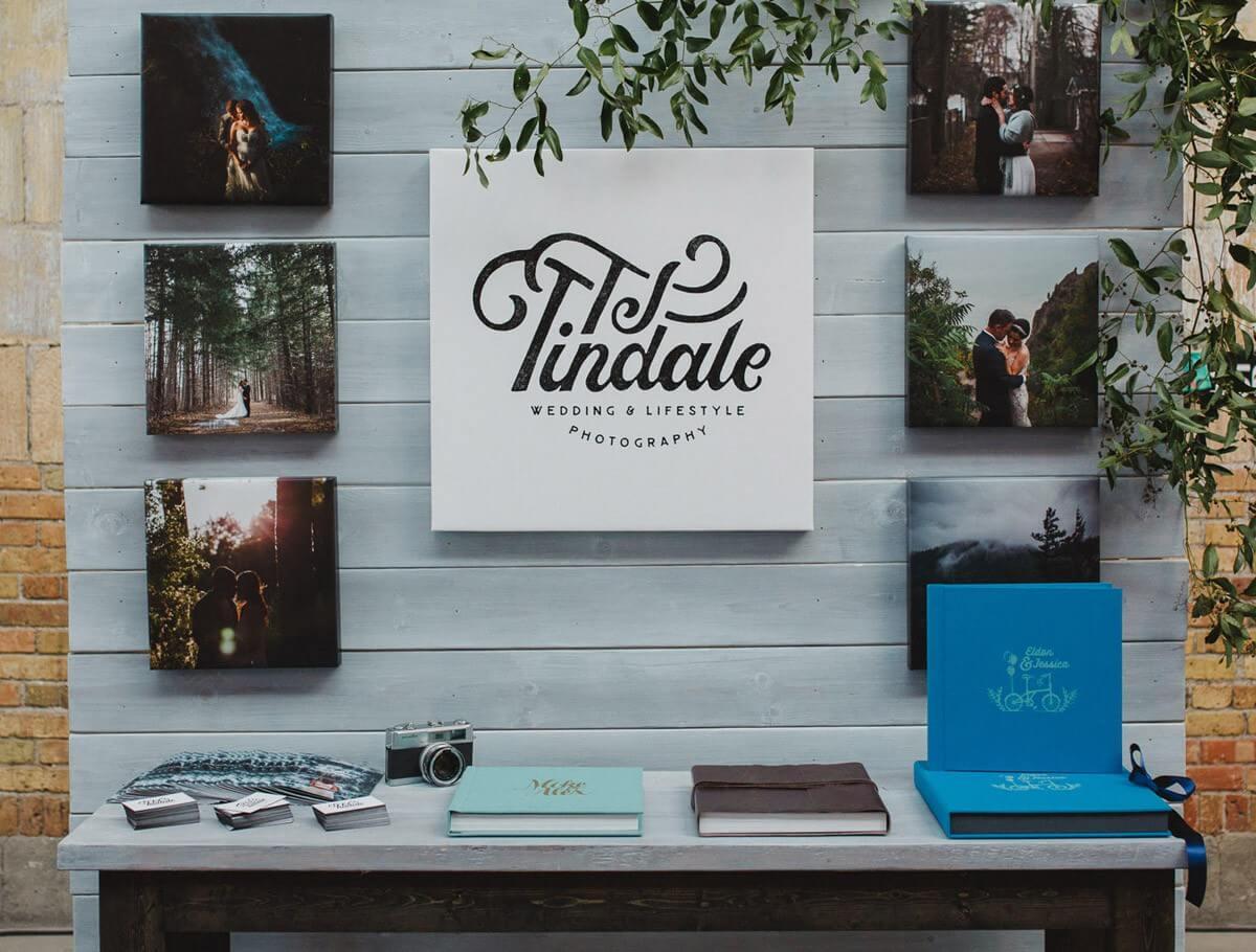 TJ Tindale - Brand Design & Development