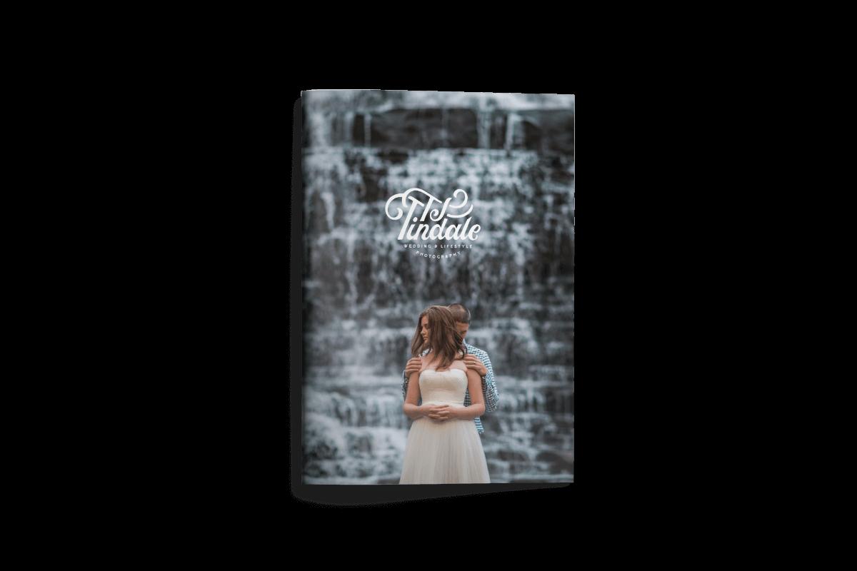 TJ Tindale - Brochure Design