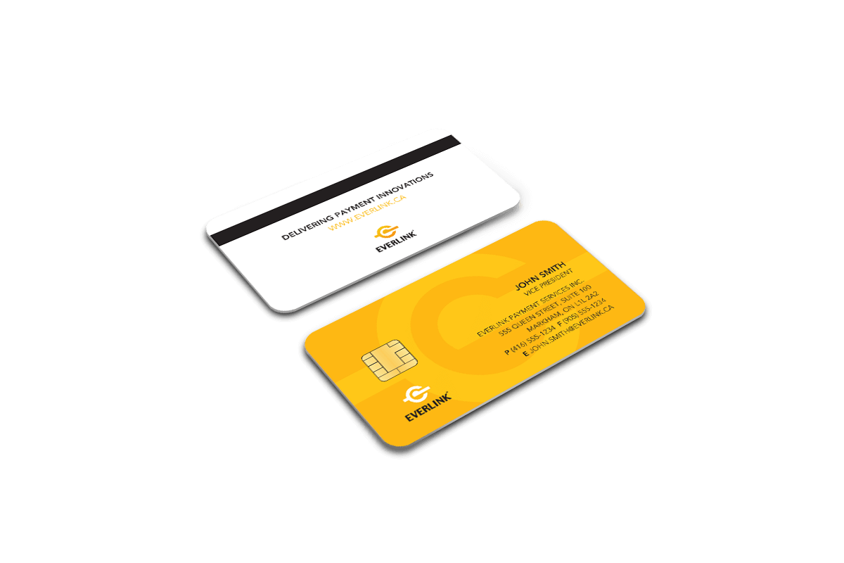 Everlink - Business Cards