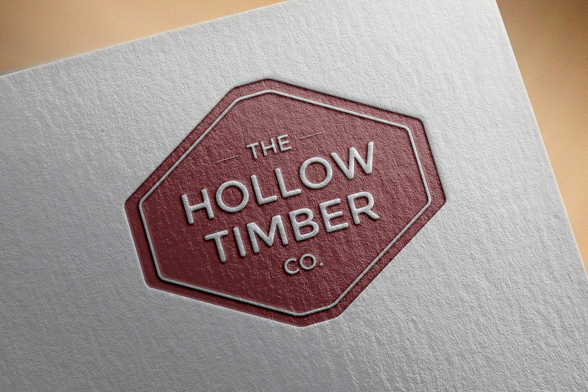 The Hollow Timber Co. - Visual Identity
